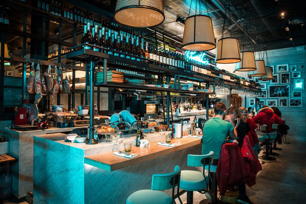Italian Restaurants Manchester City Centre
