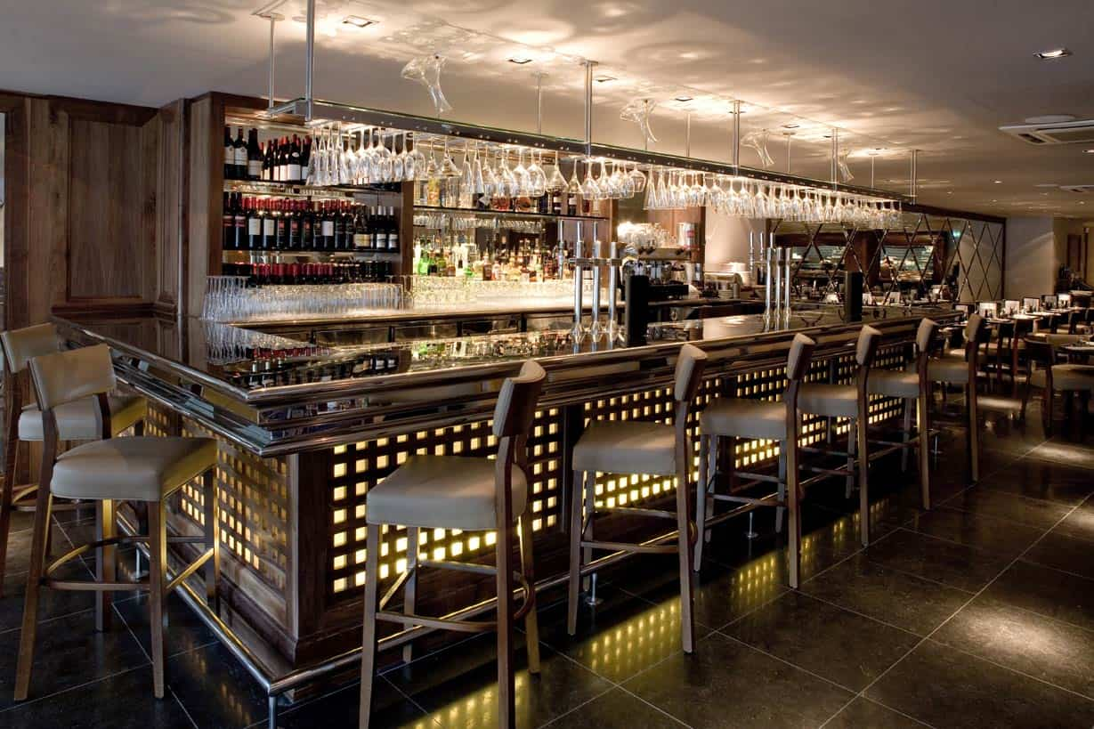 restaurant bar grill carroll design