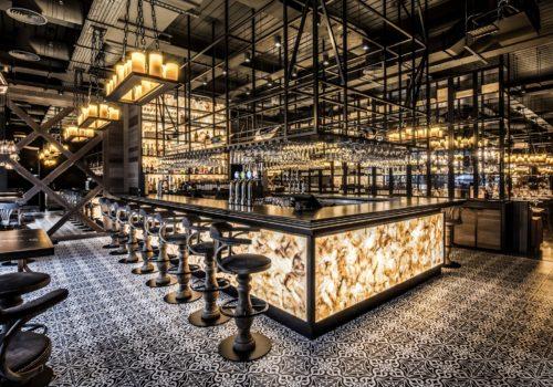 Fazenda Rodízio Bar and Grill Edinburgh Bar